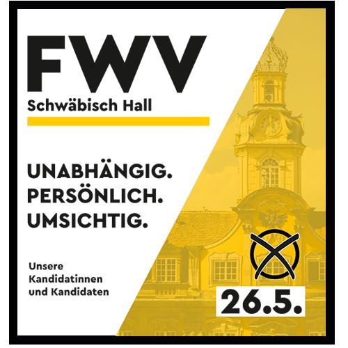 Broschüre FWV Schwäbisch Hall 2019